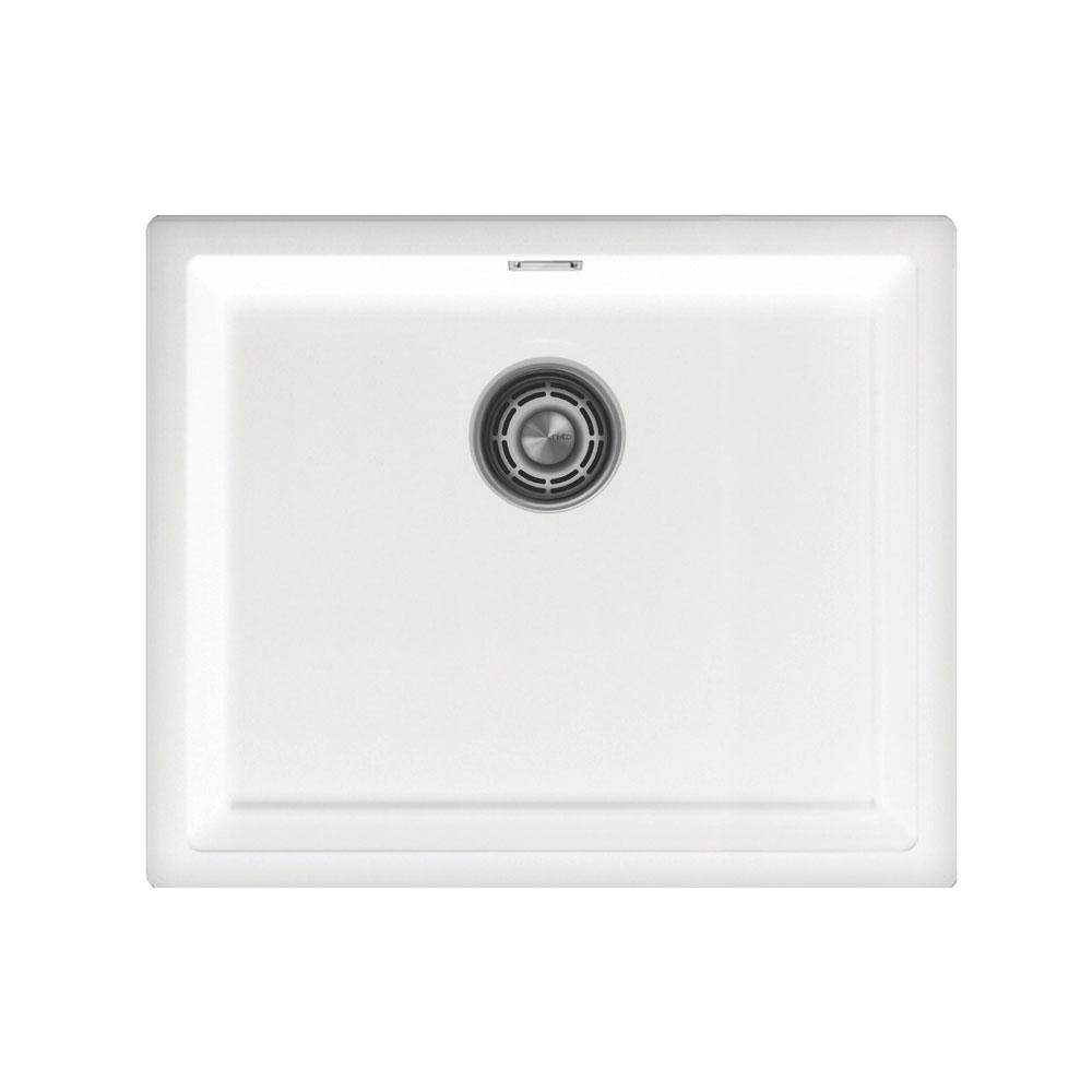 Biele Kuchyňa Povodia - Nivito CU-500-GR-WH