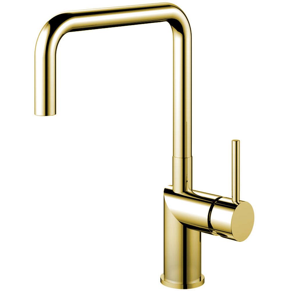 Mosadz/Zlaté Kuchyňa Umývadlo Kohútik - Nivito RH-360