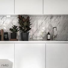 Nerezová Oceľ Kuchyna Kohútik - Nivito 1-RH-300