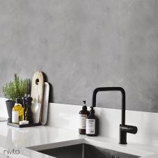 Čierne Kuchyna Kohútik - Nivito 2-RH-320