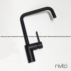 Čierne Kuchyna Kohútik - Nivito 23-RH-320
