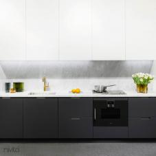 Zlate mosadz kuchyna vodovodný kohutik