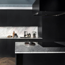 Čierne Kuchyna Kohútik - Nivito 9-RH-320