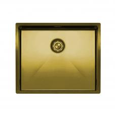 Mosadz/Zlaté Kuchyňa Umývadlo - Nivito CU-500-BB
