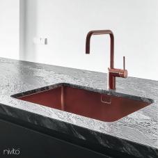 Meď Kuchyna Kohútik - Nivito 1-RH-350