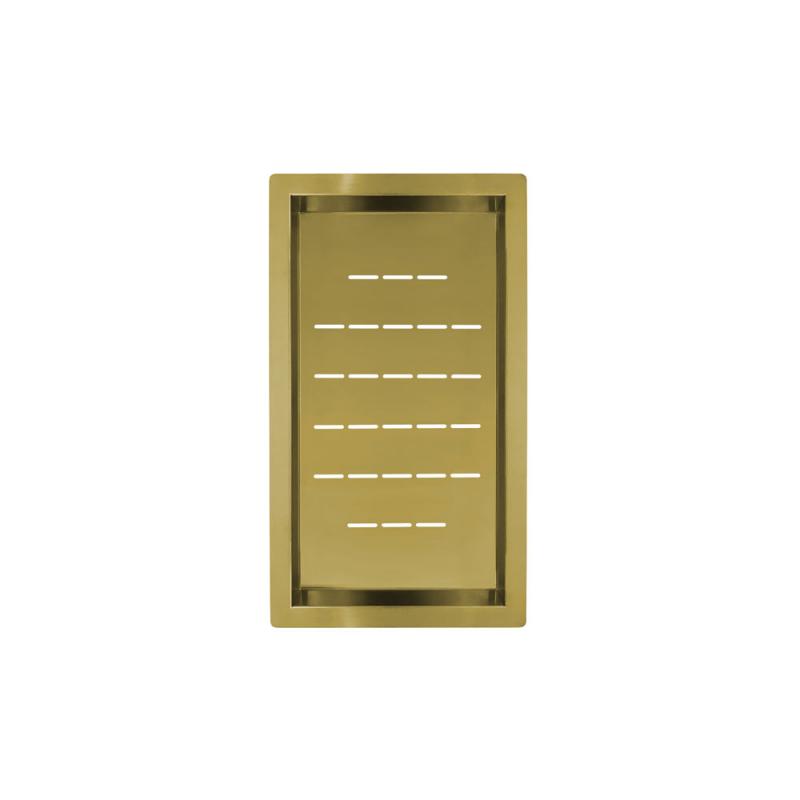 Mosadz/Zlaté Cedidlo Miska - Nivito CU-WB-240-BB