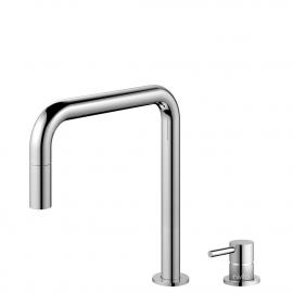 Kuchyňa Vodovodný Kohútik Výsuvná hadica / Oddelené Telo/potrubie - Nivito RH-310-VI