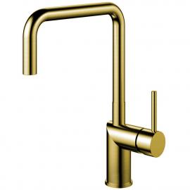 Mosadz/Zlaté Kuchyňa Vodovodný Kohútik - Nivito RH-340